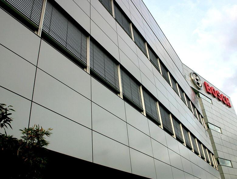 ボッシュ(株)横浜事務所